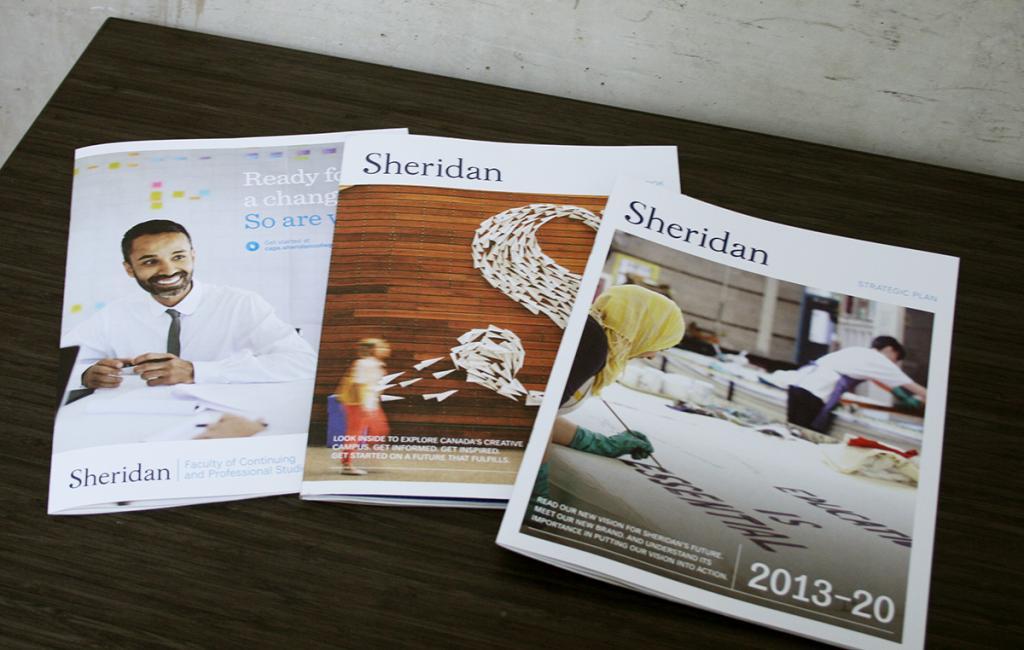 Sheridan College Materials
