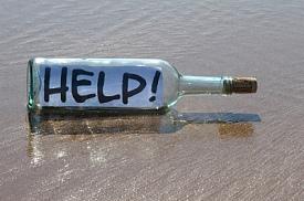 Step 1 – Admit you have a DAM problem. Step 2 – Seek help.