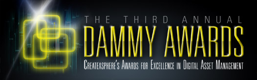 Third Annual DAMMY Awards (digital asset management)
