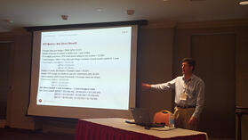 Motorola's Charlie Gray goes over some models for calculating the ROI of DAM software,