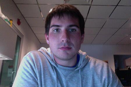 Movember 2012 - Bryan Welker - Day 01