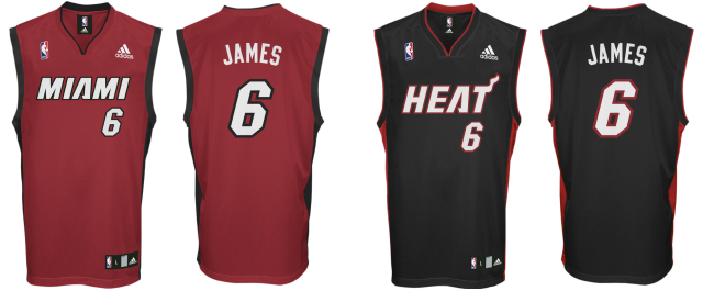 LeBron James Miami HEAT Digital Samples