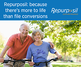 Repurposil: Because there's more to life than file conversions (digital asset management software)