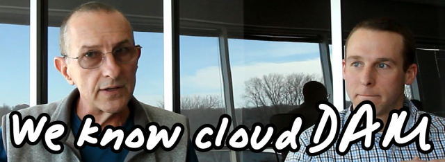 Gary Norris and Matthew Gonnering know cloud-based digital asset management