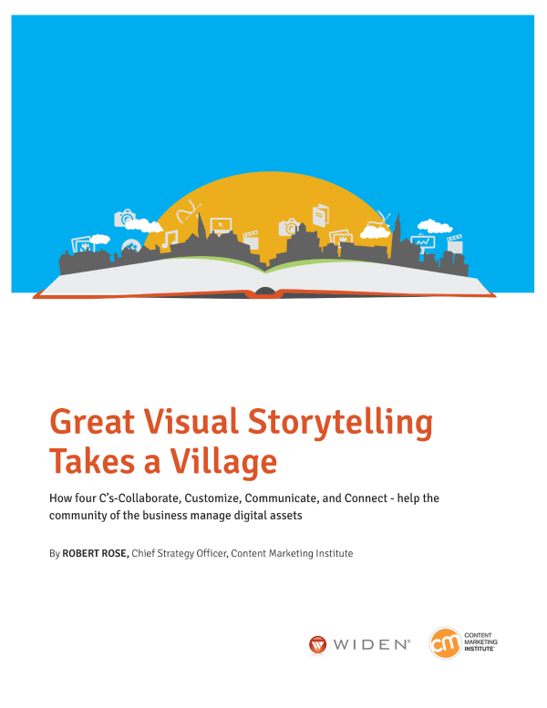 Great Visual Storytelling Takes a Village