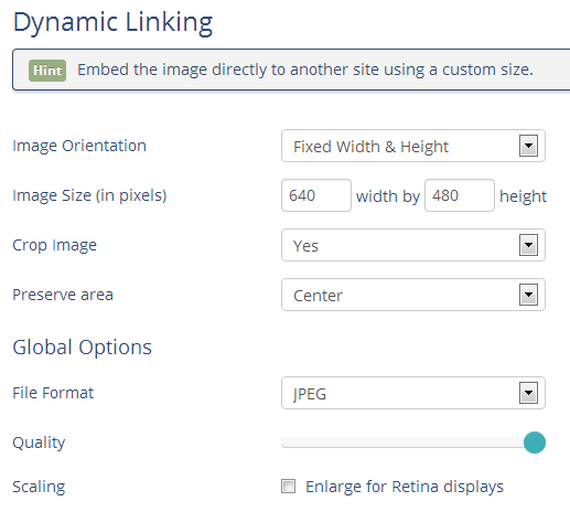 Smartimage Dynamic Linking