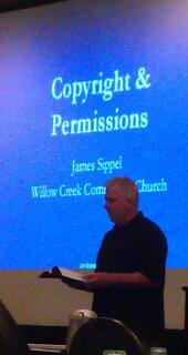 Jim Sippel copyright & permissions