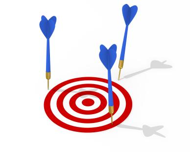 Darts Off Target