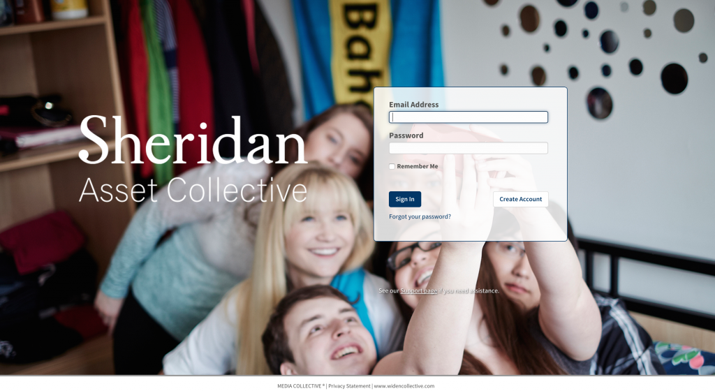 Sheridan College Asset Collective