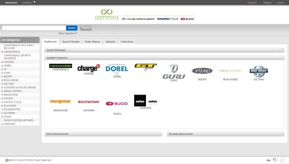 Cannondale Sports Unlimited Media Collective