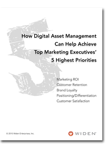 How Digital Asset Management Can Help Achieve Top Marketing Priorities