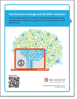 Your Business Strategy and the DAM Revolution White Paper