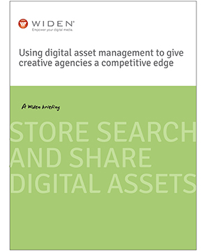 Using digital asset management to give creative agencies a competitive edge