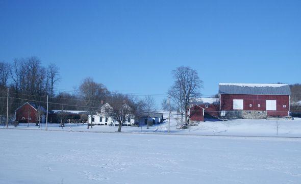 Syracuse-countryside