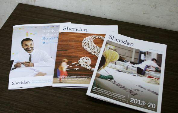 Sheridan-materials