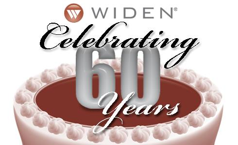 Widen Celebrating 60 Years of Service