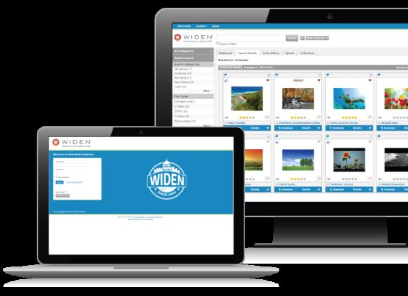 New Widen Digital Asset Management Demo Sites