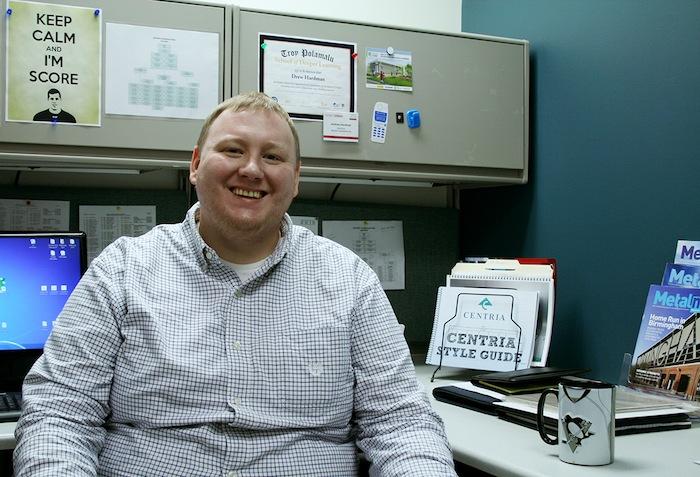Andrew Hardman of Centria