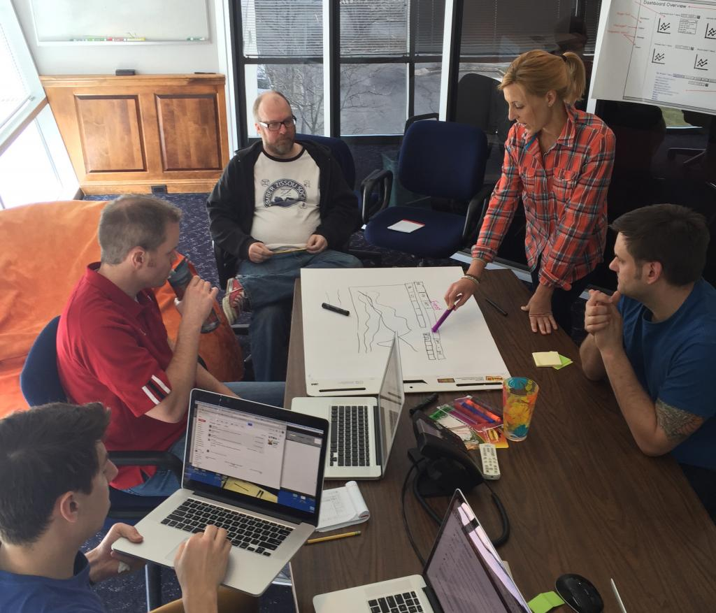 Widen Agile Team Project Planning