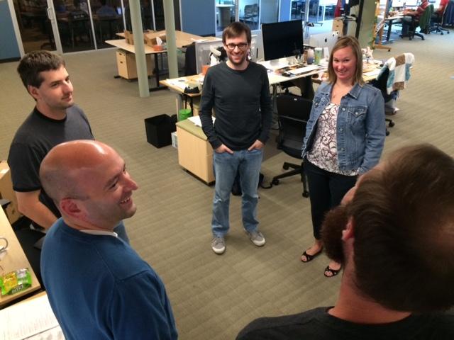 Widen Agile Team Standup