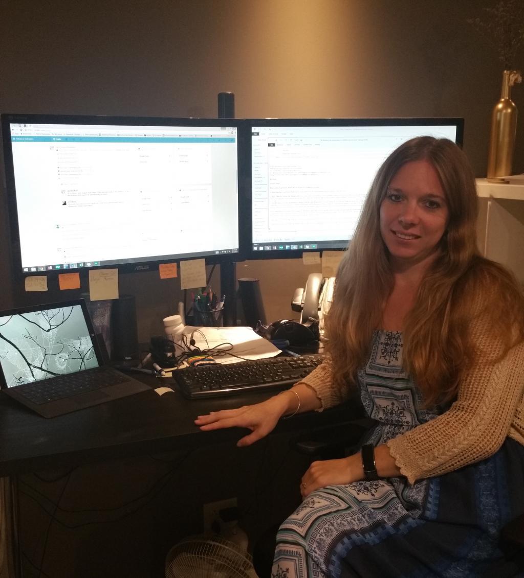 Jennifer Neer at Polywood