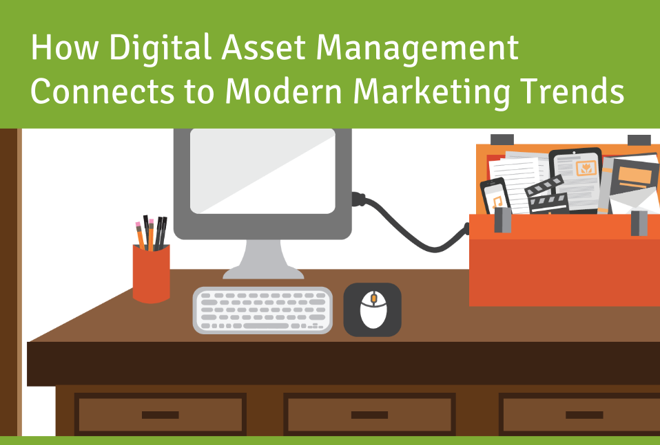 How Digital Asset Management Connects to Modern Marketing Trends
