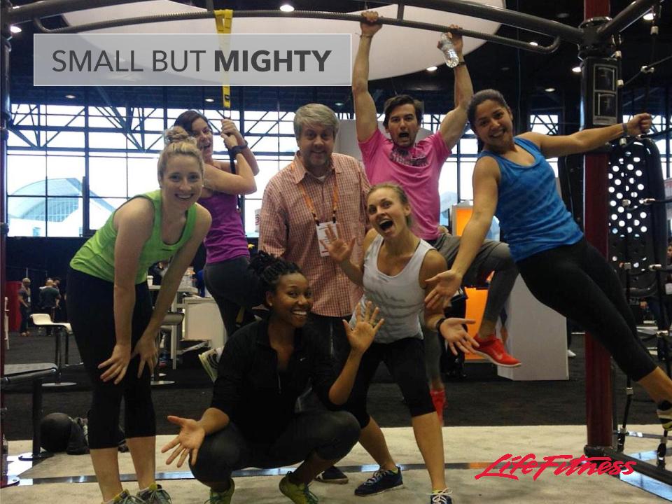 Life Fitness Digital Asset Management Team