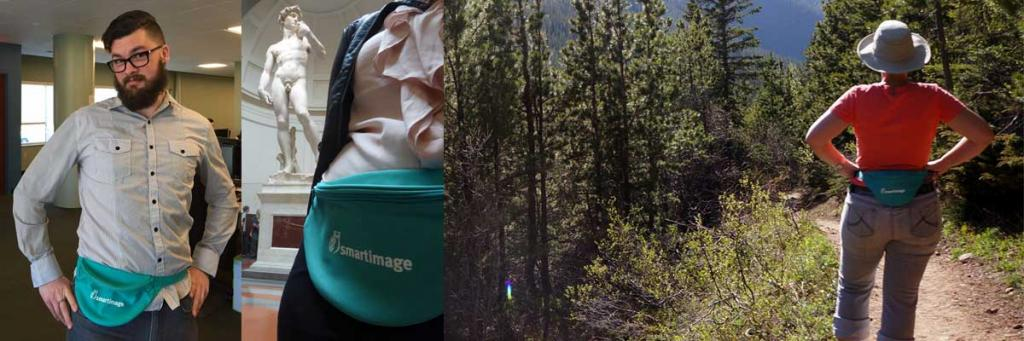 Smartimage fanny packs