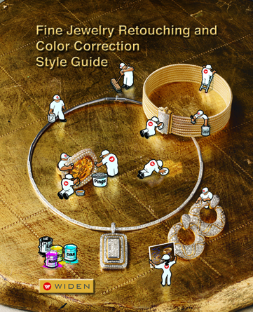 Fine Jewelry Retouching and Color Correction Style Guide
