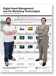 Digital asset management and the marketing technologist