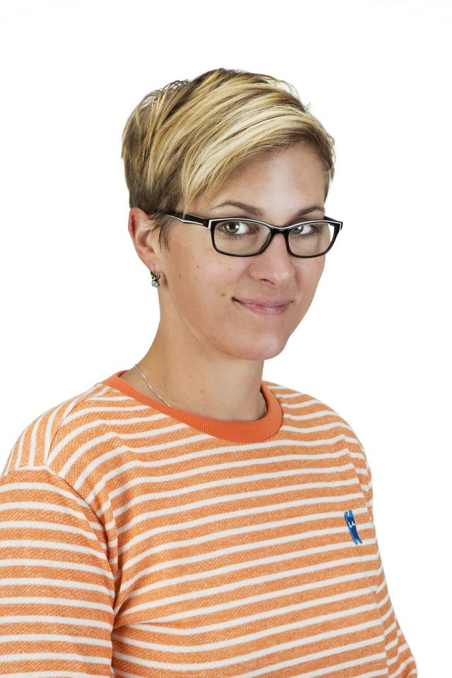 Headshot of Laurel Norris