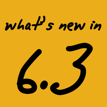 What's new in 6.3 with Widen Digital Asset Management Services