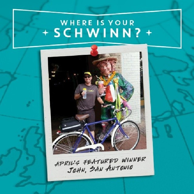 Where Is Your Schwinn?