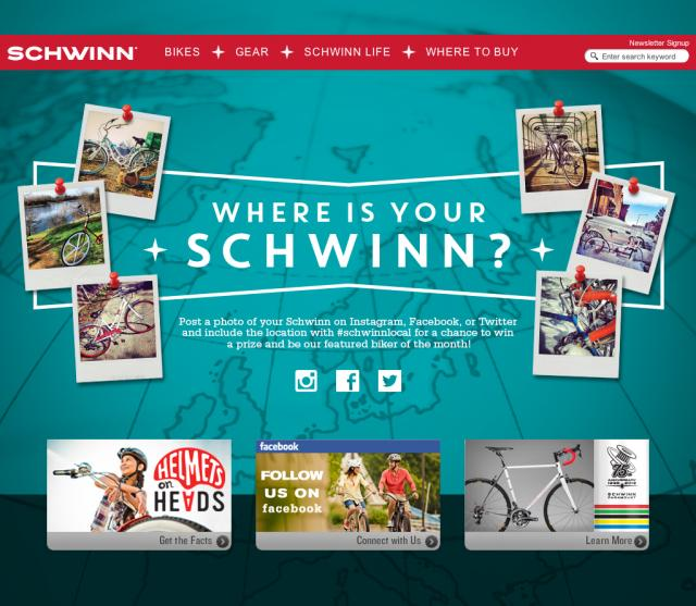 Schwinn Local Contest
