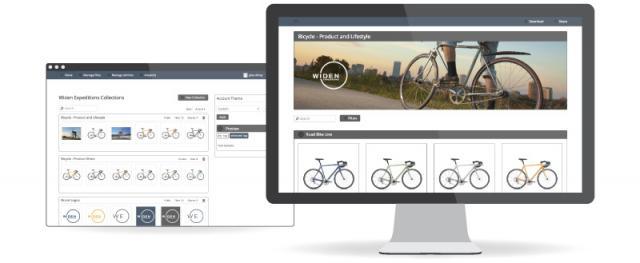 Smartimage image management screen shot