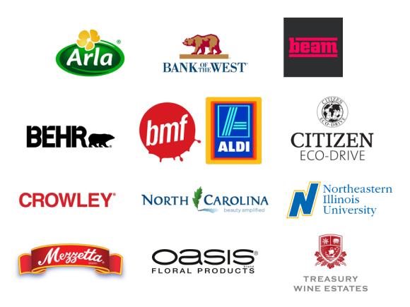Meet the newest Widen DAM customers in Q2 2013