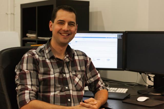 Eric Peckham, Graphic Designer, Pacific Cycle