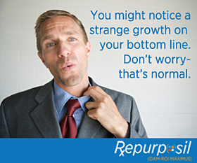 Repurposil - The growth on your bottom line is normal