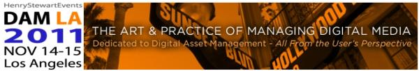 Henry Stewart LA Digital Asset Management Conference Banner