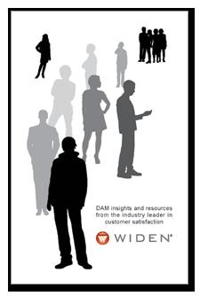 Widen Digital Asset Management Conference Insert