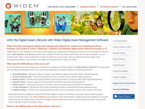 Using Digital Asset Management