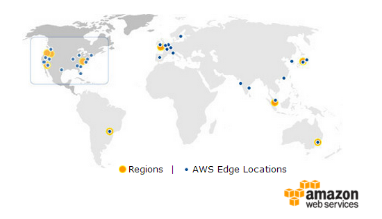 Amazon Web Services Global Infrastructure