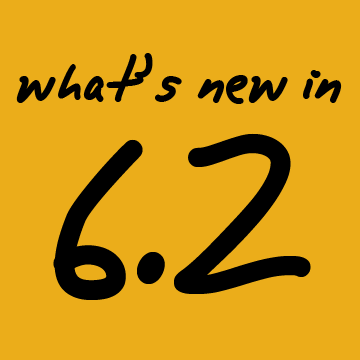 What's new in version 6.2 of Widen Media Collective