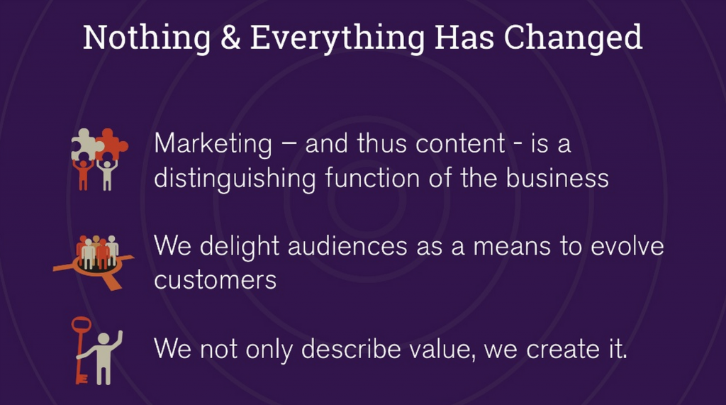 """Excerpt from """"Experiences: The 7th Era Of Marketing"""" on SlideShare"""