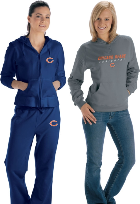 Chicago Bears NFL Apparel by Reebok