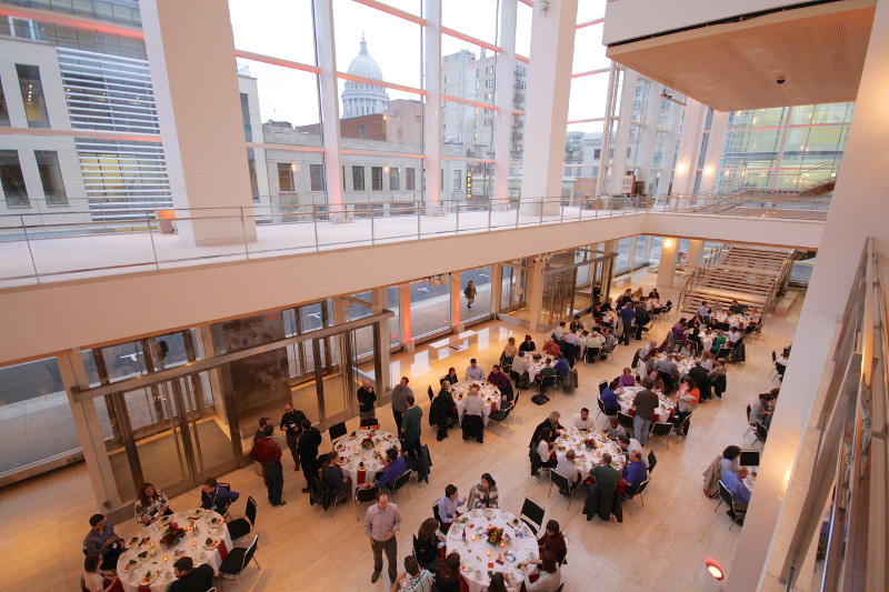 Widen Summit 2014 at the Overture Center