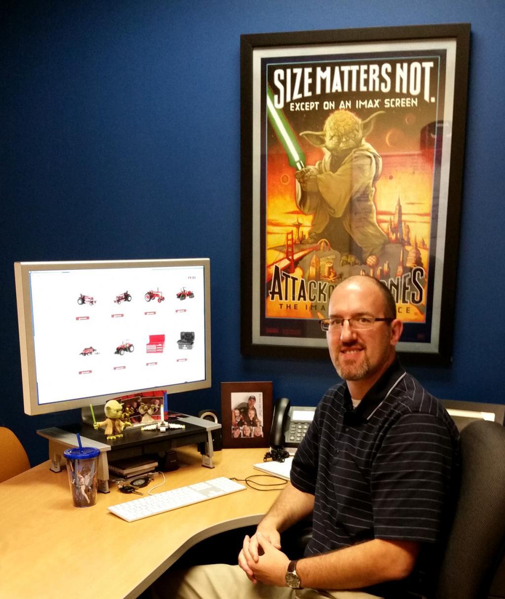Tim Goodman of Equity Creative