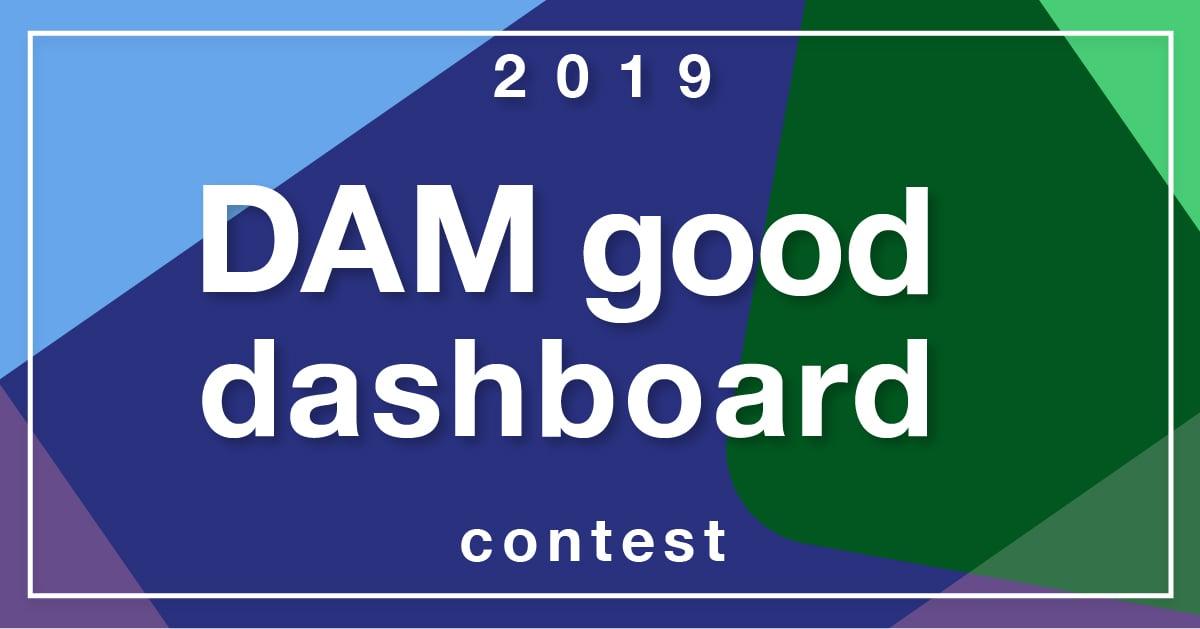 DAM good dashboard contest