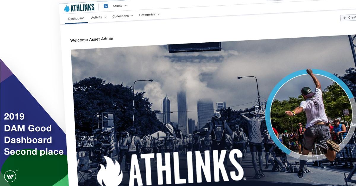 See Athlink's dashboard.