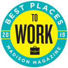 Madison Magazine Best Places to Work 5 Years